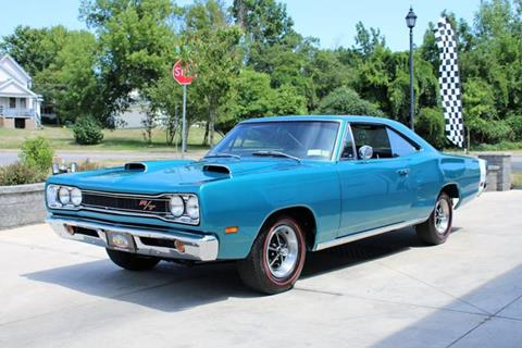 1969 Dodge Coronet for sale at Great Lakes Classic Cars in Hilton NY