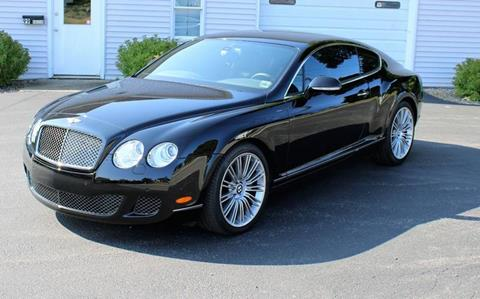 2010 Bentley Continental for sale at Great Lakes Classic Cars in Hilton NY
