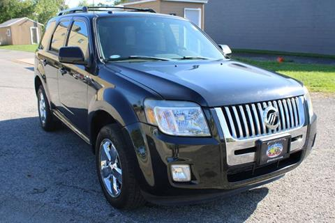 2011 Mercury Mariner for sale at Great Lakes Classic Cars & Detail Shop in Hilton NY