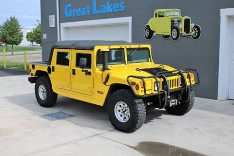 2000 AM General Hummer for sale at Great Lakes Classic Cars in Hilton NY