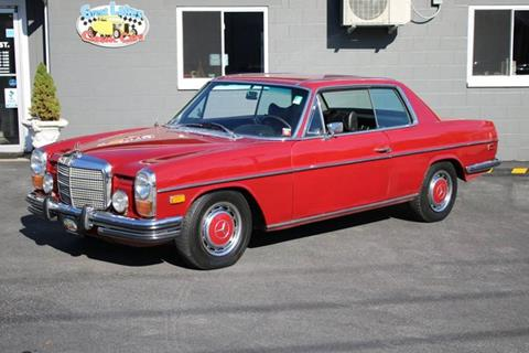 1972 Mercedes-Benz 250 / 8 for sale at Great Lakes Classic Cars in Hilton NY