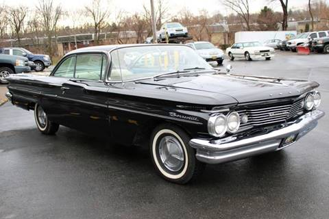 1960 Pontiac Bonneville for sale at Great Lakes Classic Cars in Hilton NY