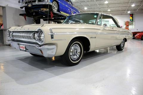 1964 Dodge Polara for sale at Great Lakes Classic Cars & Detail Shop in Hilton NY