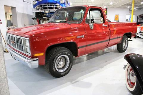 1985 GMC C/K 1500 Series for sale at Great Lakes Classic Cars & Detail Shop in Hilton NY