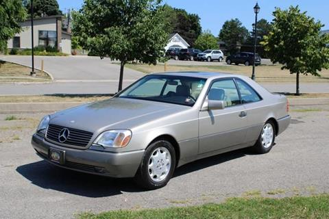 1994 Mercedes-Benz S-Class for sale at Great Lakes Classic Cars & Detail Shop in Hilton NY