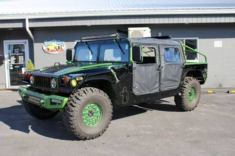 1990 AM General Hummer for sale at Great Lakes Classic Cars in Hilton NY