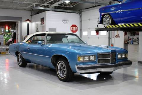 1975 Pontiac Grand Ville for sale at Great Lakes Classic Cars in Hilton NY