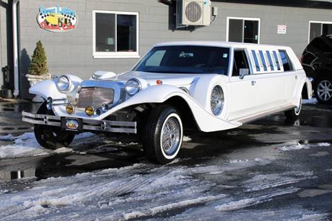 1985 Lincoln Phantom Excalibur for sale at Great Lakes Classic Cars in Hilton NY