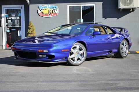 1998 Lotus Esprit for sale at Great Lakes Classic Cars in Hilton NY