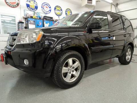 2009 Honda Pilot for sale at Great Lakes Classic Cars in Hilton NY