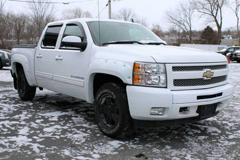 2010 Chevrolet Silverado 1500 for sale at Great Lakes Classic Cars in Hilton NY