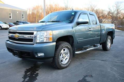 2008 Chevrolet Silverado 1500 for sale at Great Lakes Classic Cars in Hilton NY