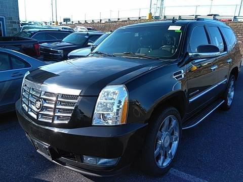 2011 Cadillac Escalade for sale at Great Lakes Classic Cars in Hilton NY