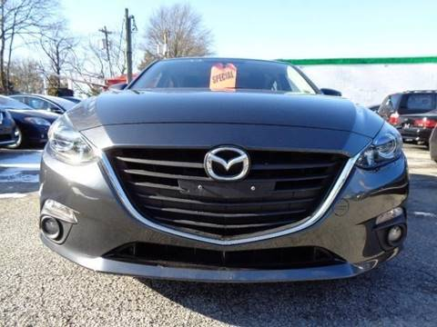 2016 Mazda MAZDA3 for sale at Great Lakes Classic Cars in Hilton NY