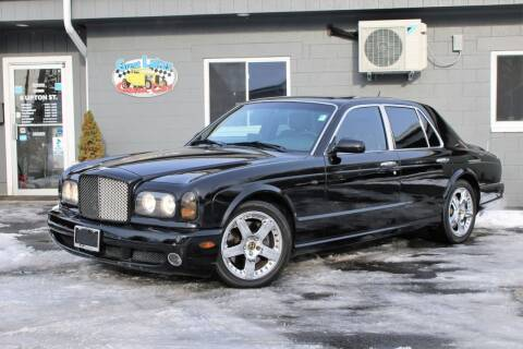 2003 Bentley Arnage for sale at Great Lakes Classic Cars in Hilton NY