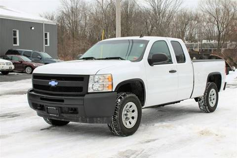2009 Chevrolet Silverado 1500 for sale at Great Lakes Classic Cars in Hilton NY