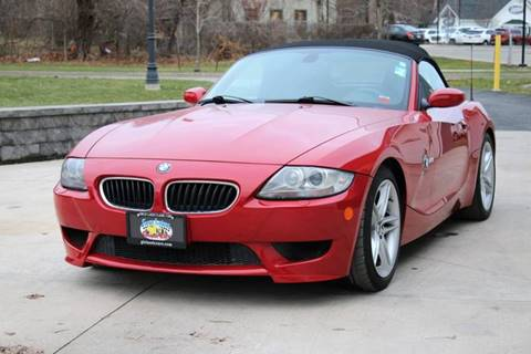 2008 BMW Z4 M for sale at Great Lakes Classic Cars in Hilton NY