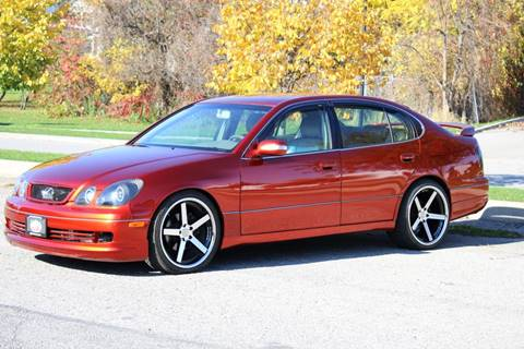 1998 Lexus GS 400 for sale at Great Lakes Classic Cars in Hilton NY
