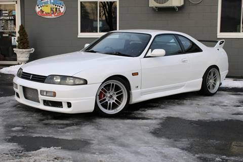 1994 Nissan Skyline for sale at Great Lakes Classic Cars in Hilton NY
