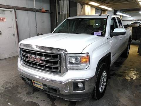2014 GMC Sierra 1500 for sale at Great Lakes Classic Cars in Hilton NY