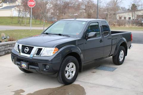 2012 Nissan Frontier for sale at Great Lakes Classic Cars in Hilton NY