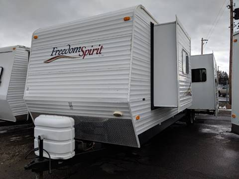 2008 Dutchmen 37Q Freedom Spirit for sale at Great Lakes Classic Cars in Hilton NY