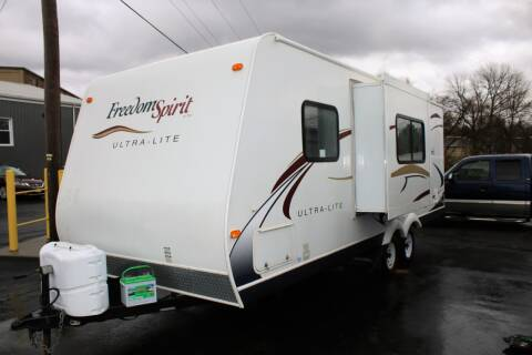 2010 Dutchmen FSU 240 Freedom Spirit for sale at Great Lakes Classic Cars in Hilton NY
