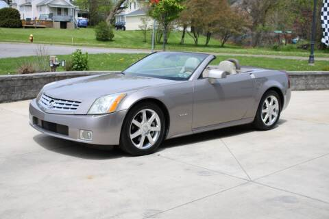 2004 Cadillac XLR for sale at Great Lakes Classic Cars in Hilton NY