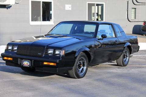 1987 Buick Regal for sale at Great Lakes Classic Cars in Hilton NY