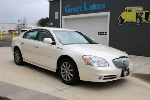 2010 Buick Lucerne for sale at Great Lakes Classic Cars in Hilton NY