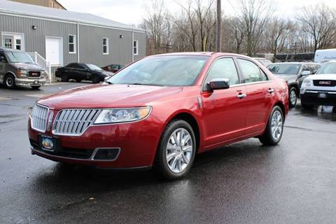 2010 Lincoln MKZ for sale at Great Lakes Classic Cars in Hilton NY