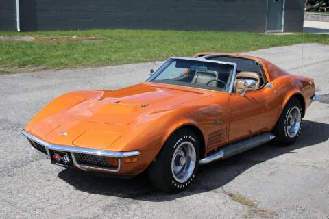 1972 Chevrolet Corvette for sale at Great Lakes Classic Cars in Hilton NY