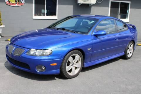 2004 Pontiac GTO for sale at Great Lakes Classic Cars in Hilton NY