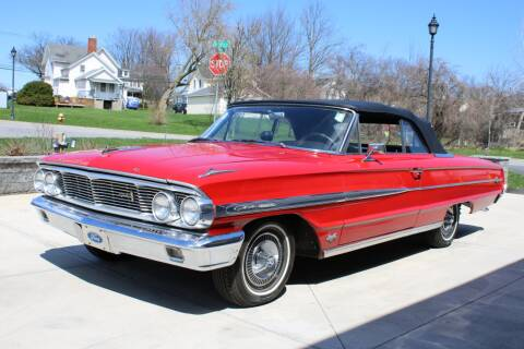 1964 Ford Galaxie 500 for sale at Great Lakes Classic Cars in Hilton NY