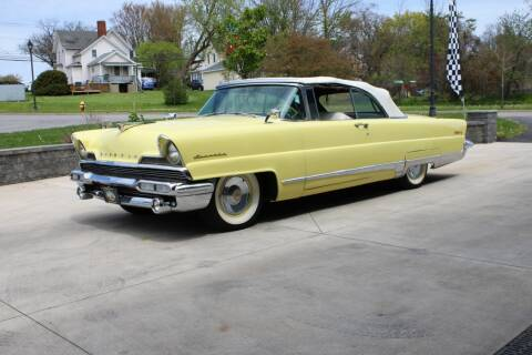 1956 Lincoln Premiere for sale at Great Lakes Classic Cars in Hilton NY