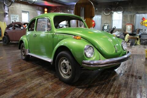 1971 Volkswagen Super Beetle for sale at Great Lakes Classic Cars in Hilton NY