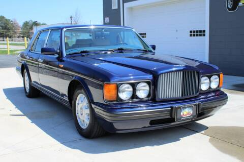 1996 Bentley Brooklands for sale at Great Lakes Classic Cars in Hilton NY