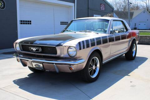 1966 Ford Mustang for sale at Great Lakes Classic Cars in Hilton NY