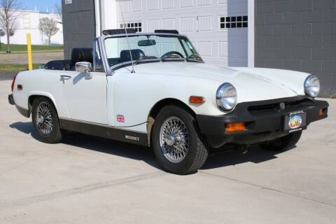 1976 MG Midget for sale at Great Lakes Classic Cars in Hilton NY