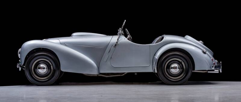 1950 Allard K1/K2 for sale at Great Lakes Classic Cars in Hilton NY