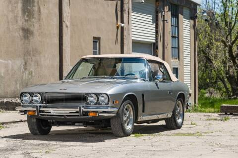 1976 Jensen Interceptor for sale at Great Lakes Classic Cars in Hilton NY