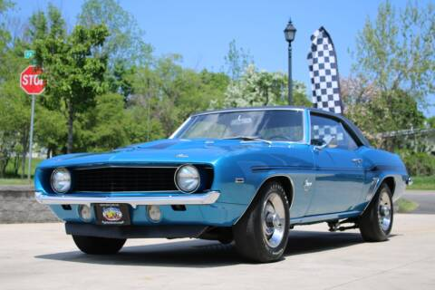 1969 Chevrolet Camaro for sale at Great Lakes Classic Cars in Hilton NY