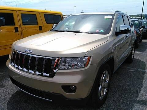 2011 Jeep Grand Cherokee for sale at Great Lakes Classic Cars in Hilton NY