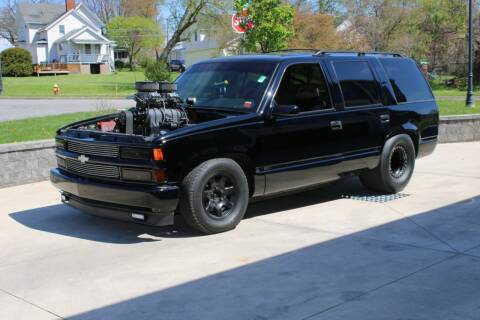 1995 Chevrolet Tahoe for sale at Great Lakes Classic Cars in Hilton NY