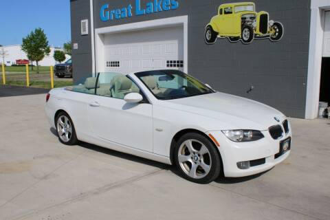 2008 BMW 3 Series for sale at Great Lakes Classic Cars in Hilton NY