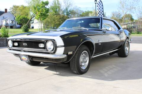1968 Chevrolet Camaro for sale at Great Lakes Classic Cars in Hilton NY