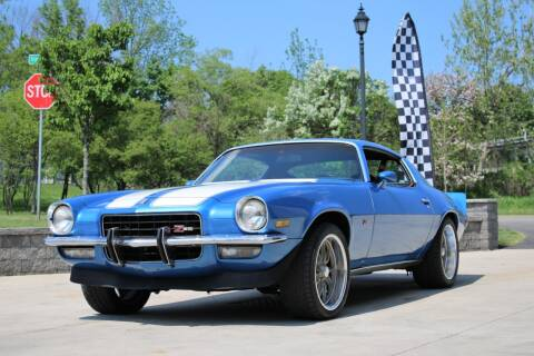 1973 Chevrolet Camaro for sale at Great Lakes Classic Cars in Hilton NY