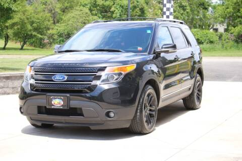 2013 Ford Explorer for sale at Great Lakes Classic Cars in Hilton NY