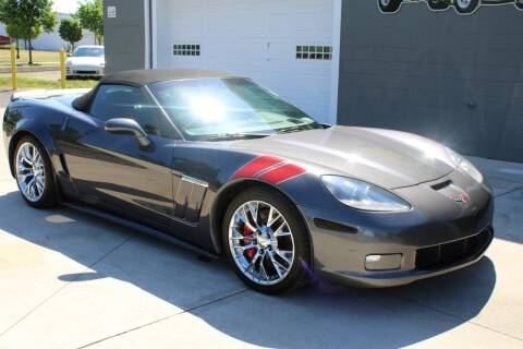 2011 Chevrolet Corvette for sale at Great Lakes Classic Cars in Hilton NY