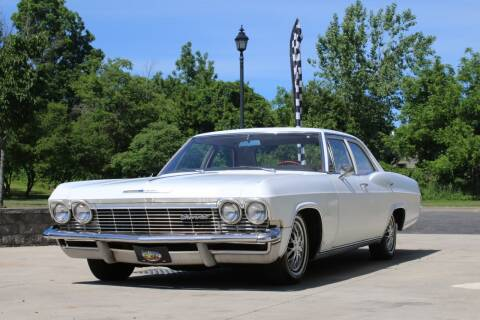 1965 Chevrolet Impala for sale at Great Lakes Classic Cars in Hilton NY